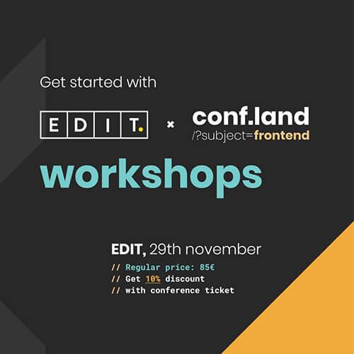 EDIT-Conf.land